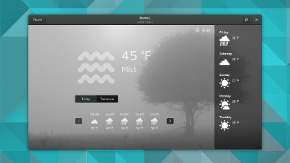 Screenshot Tempo