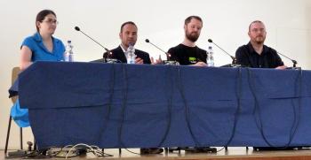 Karen, Mark, Michael and Bradley