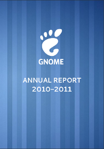 link to the GNOME 2010-11 Annual Report