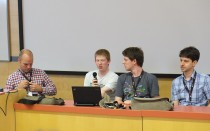 The Wayland panel discussion