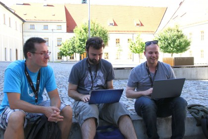 Hackers sheltering from the sun