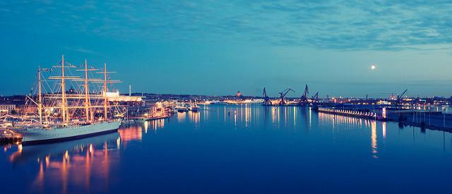 Gothenburg By Night