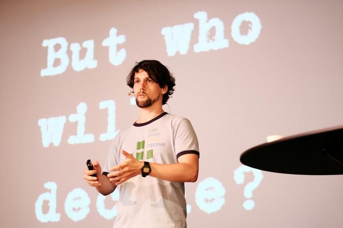 Matthias Kirschner, presidente da FSFE
