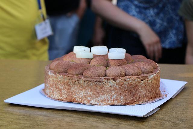 Birthday cake. Photo credit: Jonathan Kang CC BY-NC-SA 2.0