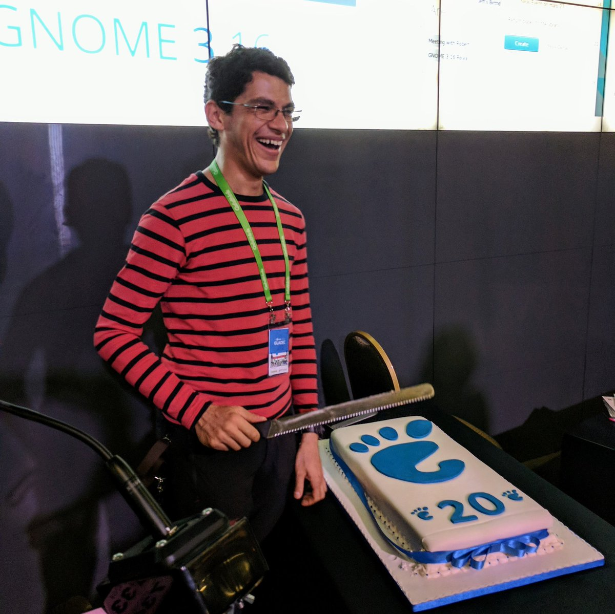 Happy 20th Birthday, GNOME! – GNOME