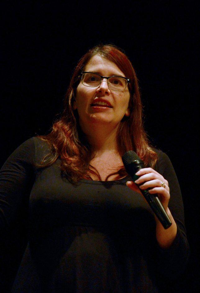 Portrait of Karen Sandler