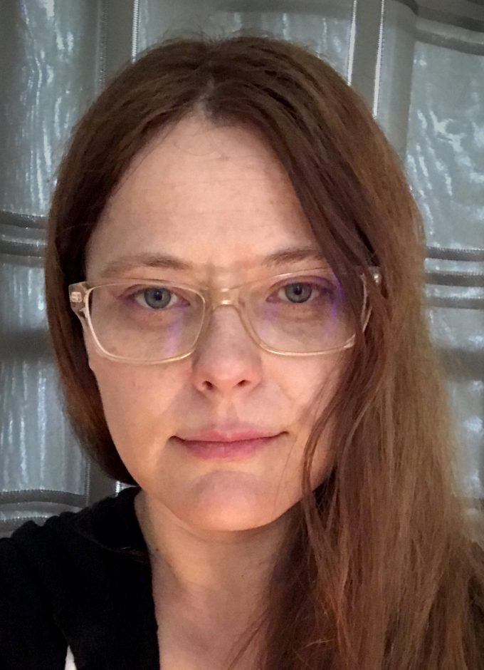 Portrait of Meg Ford