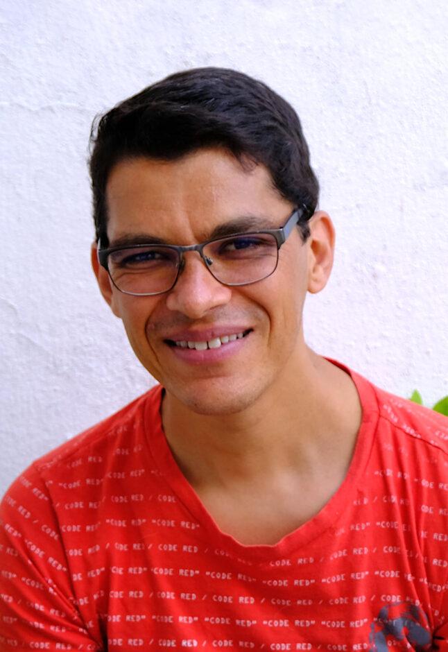 Portrait of Federico Mena-Quintero