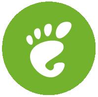 GNOME Logo Green